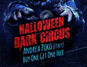 """Halloween. Dark Circus"""