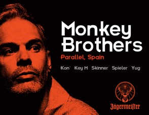 Monkey Brothers (Parallel, Spain)