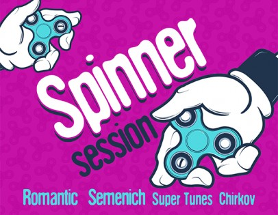 """Spinner Session"""
