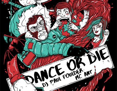 """Dance or die"""