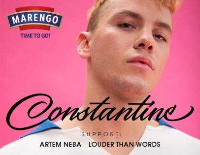 Constantine - клубный концерт