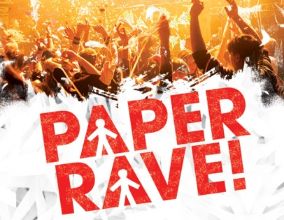 """PaperRave"""
