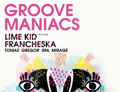 """Groove Maniacs"""