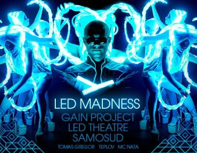"""LED Madness"""