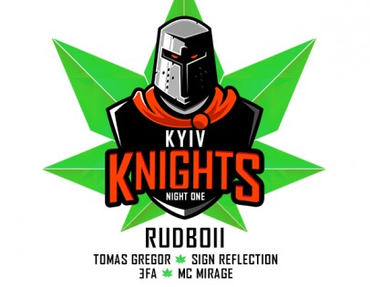 """Kyiv Knights. Night One"""