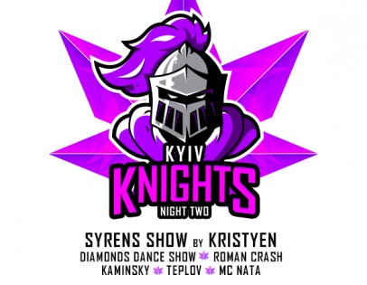 """Kyiv Knights. Night Two"""