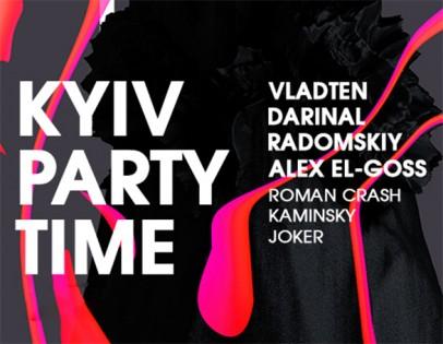 """""""Kyiv Party Time"""""""