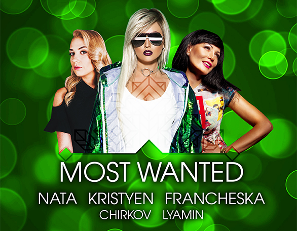"""""""Most Wanted"""""""
