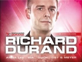 RICHARD DURAND @ SAXON CLUB, 25.10.2013