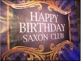 Saxon Birthday Party