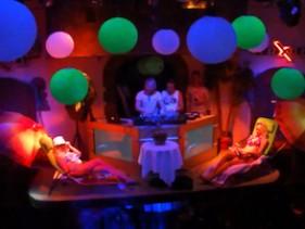 House Punks @ Saxon Club, 18.02.2012
