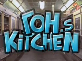 ГОН.s Kitchen приглашает на ЛВЧ @ Saxon Club 04.05.12