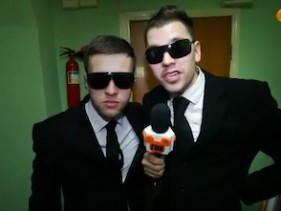 "ГОН.s Kitchen ""Серия 33 - Люди В Черном"" @ Saxon Club, 04.05.2012"