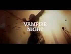 VAMPIRE NIGHT - 24 MAY - SAXON CLUB