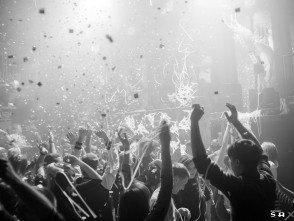 Paper Rave @ Saxon Club (Kiev), 5.11.2016